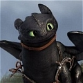 Toothless Cosplay (Coat) from How to Train Your Dragon