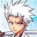 Toshiro Cosplay Wig from Bleach