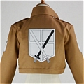 Training Corps Coat De  Attack On Titan