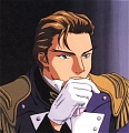 Treize Cosplay from Mobile Suit Gundam