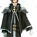 Tres Iqus Cosplay Costume from Trinity Blood