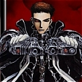 Tres Iqus Costume (The Iblis) from Trinity Blood