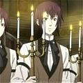Triplet Costume von Black Butler