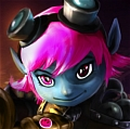 Tristana Cosplay Desde League of Legends