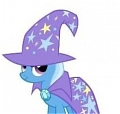 Trixie Lulamoon Cosplay (Only Cape) from Equestria Girls