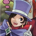 Trucy Cosplay Da Ace Attorney