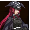 Tsubaki Cosplay (Black) from BlazBlue