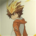 Tsuna Cosplay from Katekyo Hitman Reborn