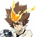 Tsuna Wig (2nd) from Katekyo Hitman Reborn