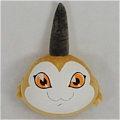 Tsunomon Plush De  Digimon Adventure