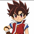 Tsurugi Cosplay Desde Battle Spirits Sword Eyes
