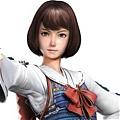 Tsuruhime Cosplay form Sengoku Basara: Samurai Heroes