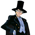 Tuxedo Mask Cosplay from Sailor Moon