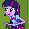 Twilight Sparkle Cosplay Da My Little Pony