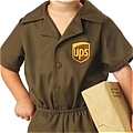 UPS Costume (Kids)