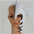 Ulquiorra Mask Da Bleach