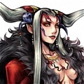 Ultimecia Cosplay Da Dissidia Final Fantasy