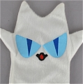 Umehito Nekozawa Cat Hand Puppet from Ouran High School Host Club