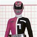 Umeko Cosplay from Tokusou Sentai Dekaranger