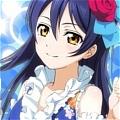 Umi Cosplay (SR,Kimono) from Love Live!