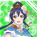 Umi Cosplay (Seven Lucky Gods) from Love Live!