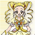 Cure Lemonade Costume Desde Yes PreCure 5