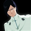 Uryu Cosplay from Bleach