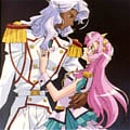 Utena Cosplay (Rose Bride) from Revolutionary Girl Utena