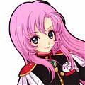 Utena Cosplay (Rose Bride 2nd) from Revolutionary Girl Utena