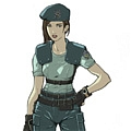 Valentine Costume from Resident Evil