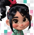 Vanellope Cosplay (Skirt and Pants) from Wreck-It Ralph