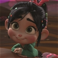 Vanellope Cosplay Desde Wreck-It Ralph