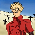 Vash Cosplay from Trigun