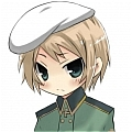 Vash Zwingli (Switzerland) Cosplay Wig from Axis Powers Hetalia