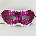 Venetian Mask (Rose Red 02)