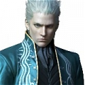 Vergil Cosplay von Devil May Cry 3
