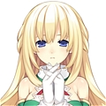 Vert Wig from Hyperdimension Neptunia