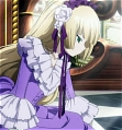 Victorica Cosplay (Purple) Da Gosick