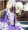 Victorica Cosplay (Purple Size XL) from GOSICK