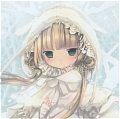 Victorica Cosplay (White) from GOSICK