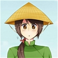 Vietnam Cosplay Da Hetalia Axis Powers