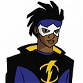 Virgil Ovid Hawkin Cosplay from Static Shock 2