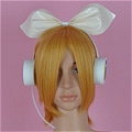 Vocaloid Headphones (Rin,package) Da Vocaloid