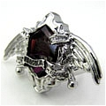 Vongola Ring (Purple) from Katekyo Hitman Reborn