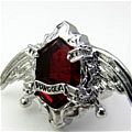 Vongola Ring (Red) De  Katekyo Hitman Reborn