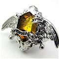 Vongola Ring (Yellow) Da Katekyo Hitman Reborn