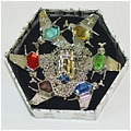 Vongola Rings Set (6th Set) from Katekyo Hitman Reborn