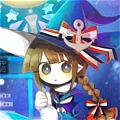 Wadanohara Cosplay (Blue Uniform) from Wadanohara and the Great Blue Sea