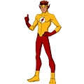 Wally West Cosplay Desde Kid Flash