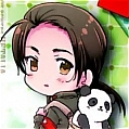 Wang Yao (China) Costume from Axis powers Hetalia